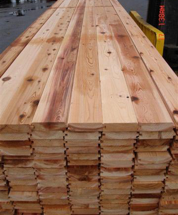 Western Red Cedar Lignum Forest Products Llp
